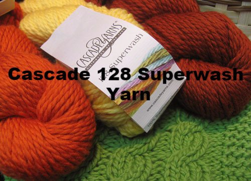 Cascade 128 Superwash Yarn  - 1