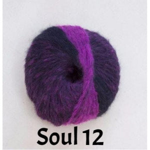 Conway+Bliss Elektra Yarn Soul 12 - 13