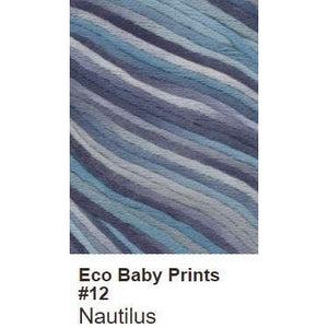 Debbie Bliss Eco Baby Yarn - Prints-Yarn-Nautilus 12-