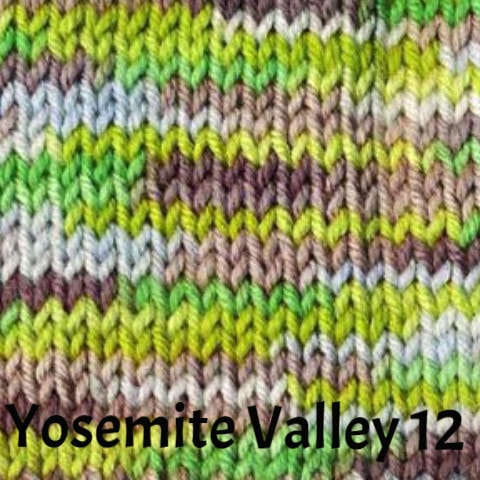 Ella Rae Cozy Soft Prints Yarn Yosemite Valley 12 - 12