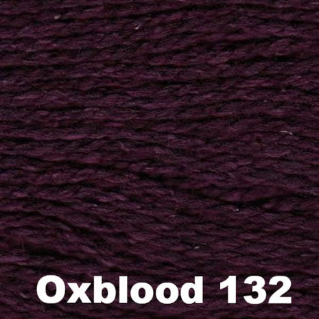 Elsebeth Lavold Designer's Choice Silky Wool Yarn Oxblood 132 - 49