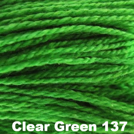 Elsebeth Lavold Designer's Choice Silky Wool Yarn Clear Green 137 - 52
