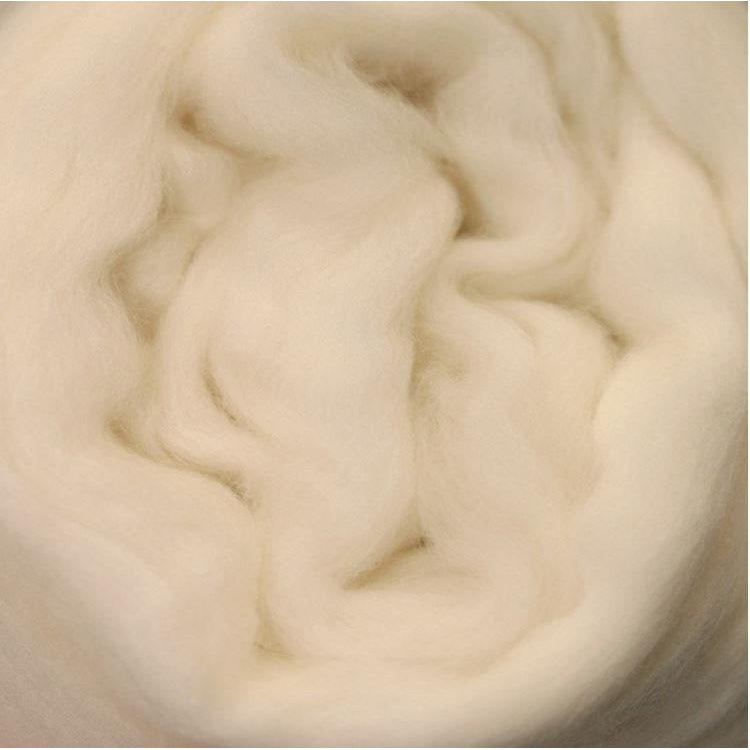 Paradise Fibers 14.5 Micron Ultra Fine Merino Top 4oz