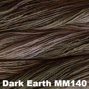 Malabrigo Worsted Yarn Semi-Solids-Yarn-Dark Earth MM140-