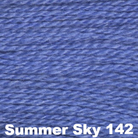 Elsebeth Lavold Designer's Choice Silky Wool Yarn Summer Sky 142 - 53