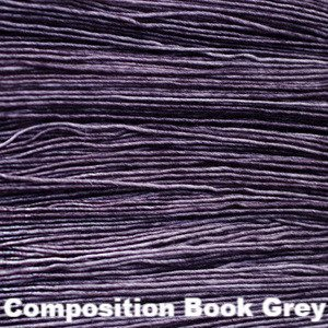 Madelinetosh Tosh DK Yarn-Yarn-Composition Book Grey 142-