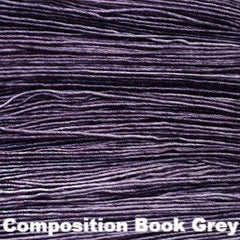 Madelinetosh Tosh DK Yarn Composition Book Grey 142 - 15