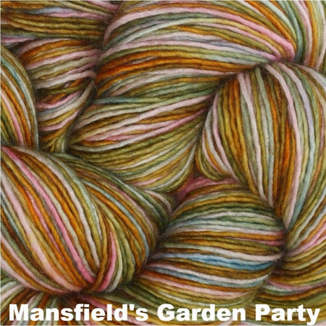 Madelinetosh Tosh DK Yarn Mansfield's Garden Party 191 (DISCONTINUED) - 16