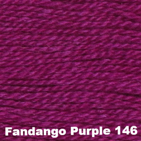 Elsebeth Lavold Designer's Choice Silky Wool Yarn Fandango Purple 146 - 57