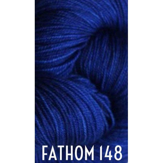 Paradise Fibers Yarn MadelineTosh Twist Light Yarn Fathom 148 - 5