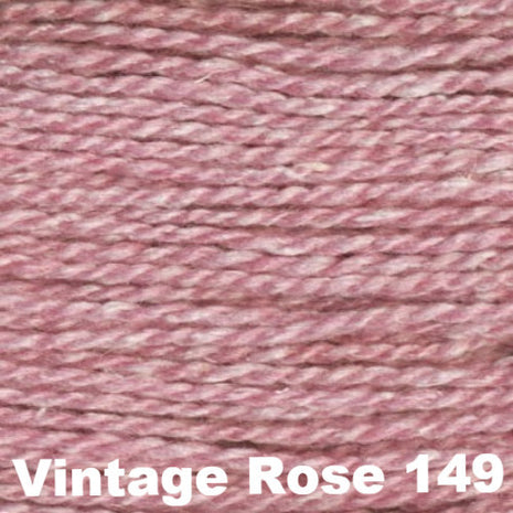 Elsebeth Lavold Designer's Choice Silky Wool Yarn Vintage Rose 149 - 59
