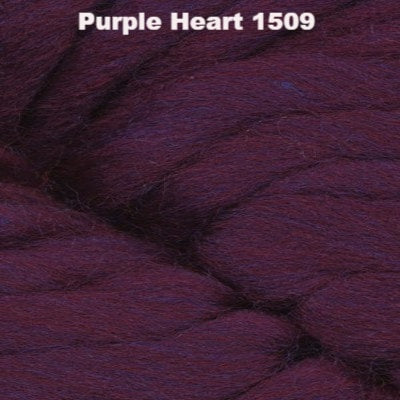 Mirasol Yaya Yarn Purple Heart 1509 - 10