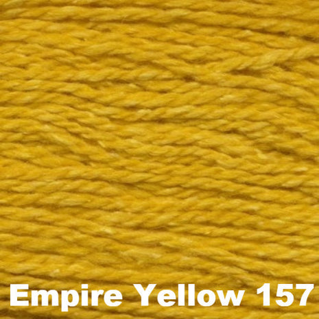 Elsebeth Lavold Designer's Choice Silky Wool Yarn Empire Yellow 157 - 65