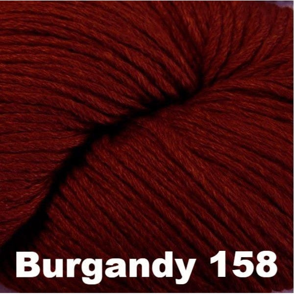 Paradise Fibers Yarn Cascade Venezia Worsted Yarn Burgandy 158 - 13