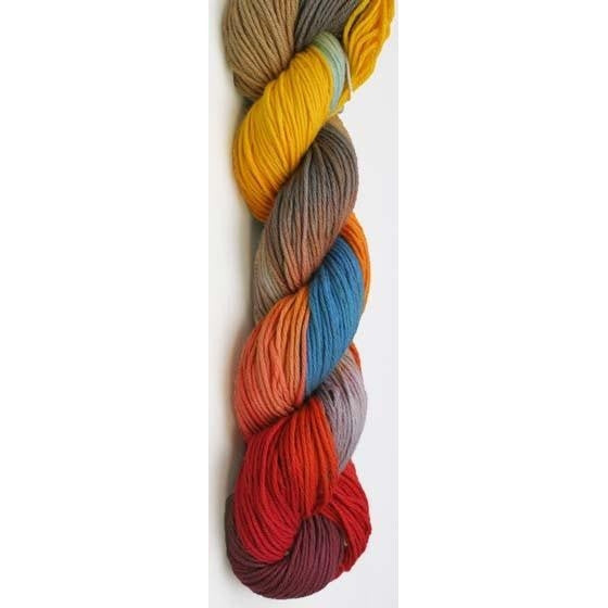 Trendsetter Yarns- Autumn Wind Print Yarn Parrot 15 - 6