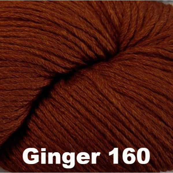 Paradise Fibers Yarn Cascade Venezia Worsted Yarn Ginger 160 - 12