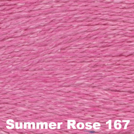 Elsebeth Lavold Designer's Choice Silky Wool Yarn Summer Rose 167 - 74