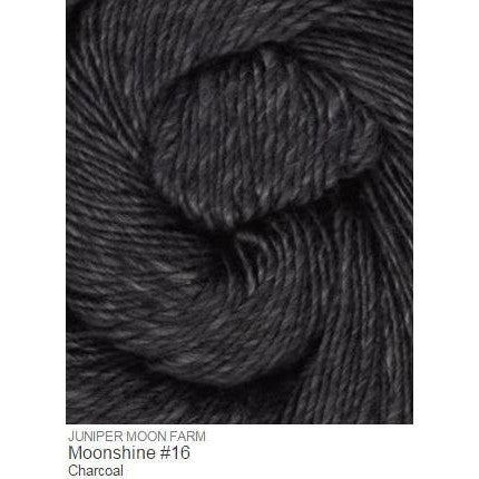 Juniper Moon Farm- Moonshine Yarn Charcoal #16 - 18