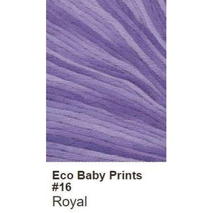 Debbie Bliss Eco Baby Yarn - Prints-Yarn-Royal 16-