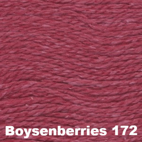 Elsebeth Lavold Designer's Choice Silky Wool Yarn Boysenberries 172 - 79