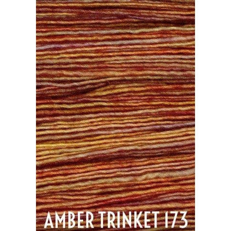 MadelineTosh Twist Light Yarn Amber Trinket 173 - 6