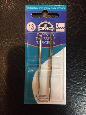 DMC Tapestry Needles - Size 13/pkg. 2-Tapestry Needles-