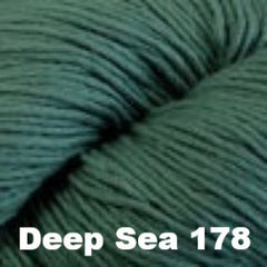 Paradise Fibers Yarn Cascade Venezia Worsted Yarn Deep Sea 178 - 11
