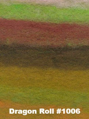 Noro Rainbow Roll Throw Kit-Kits-Dragon Roll #1006-