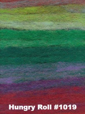 Noro Rainbow Roll Throw Kit-Kits-Hungry Roll #1019-