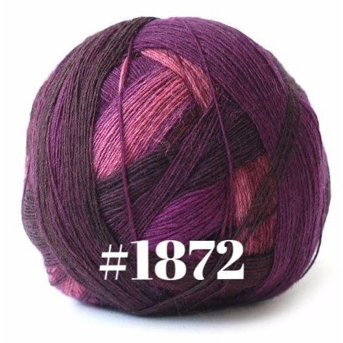 Paradise Fibers Yarn Schoppel-Wolle Zauberball Lace Ball Yarn 1872 - 4