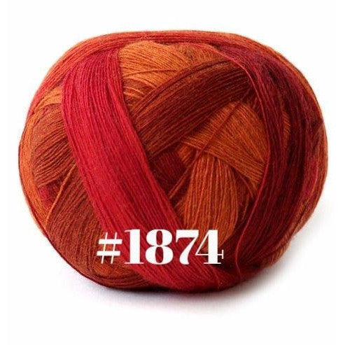 Paradise Fibers Yarn Schoppel-Wolle Zauberball Lace Ball Yarn 1874 - 5