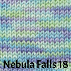 Ella Rae Cozy Soft Prints Yarn Nebula Falls 18 - 15