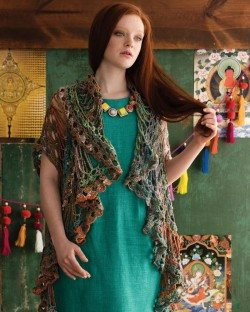 Noro Knitting Magazine Spring/Summer 2016- Issue 8  - 16