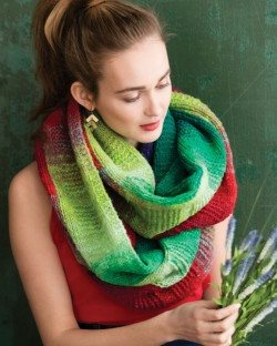 Noro Knitting Magazine Spring/Summer 2016- Issue 8  - 14