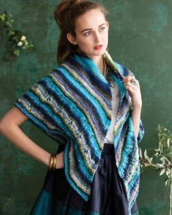 Noro Knitting Magazine Spring/Summer 2016- Issue 8  - 11