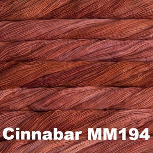 Malabrigo Worsted Yarn Semi-Solids-Yarn-Cinnabar MM194-