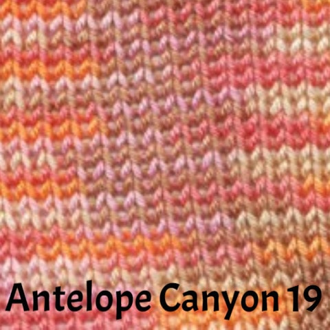 Ella Rae Cozy Soft Prints Yarn Antelope Canyon 19 - 16