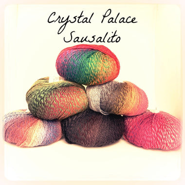 Crystal Palace Sausalito Yarn