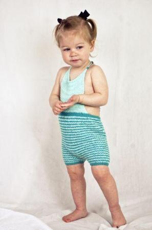 Baby Bathing Beauty Jumper Kit-Kits-Paradise Fibers