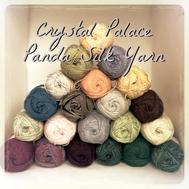 Crystal Palace Panda Silk Yarn-Yarn-Crystal Palace Yarns-3001 Pearl Blue-Paradise Fibers