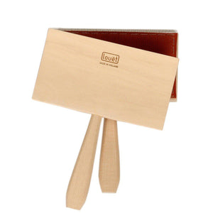 Louet Cotton Hand Cards - Extra Fine Cloth-Hand Carders-