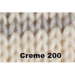 Katia Cotton Merino Plus Yarn Creme 200 - 2