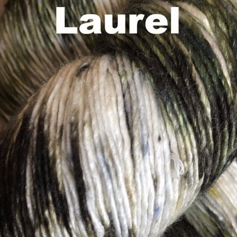 Paradise Fibers Yarn Handmaiden Mini Maiden Yarn Laurel - 5