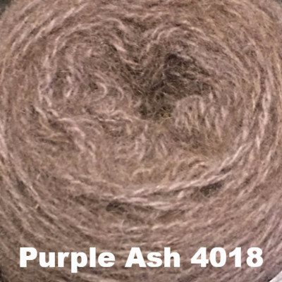 Jacques Cartier Qiviuk Yarn Purple Ash 4018 - 2
