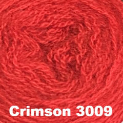 Jacques Cartier Qiviuk Yarn Crimson 3009 - 8