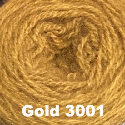 Jacques Cartier Qiviuk Yarn Gold 3001 - 14