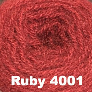 Jacques Cartier Qiviuk Yarn-Yarn-Ruby 4001-