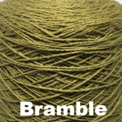 Paradise Fibers Special 4/2 Cotton Yarn Bramble - 1