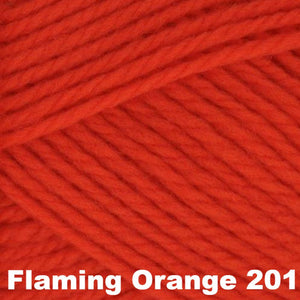 Brown Sheep Nature Spun Worsted Yarn-Yarn-Flaming Orange 201-