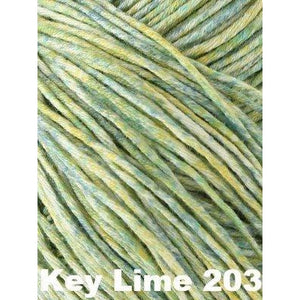 Paradise Fibers Yarn Louisa Harding Azalea Yarn Key Lime 203 - 6